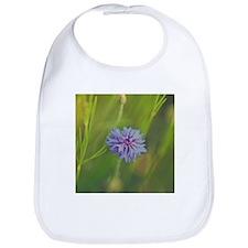 Purple wildflower. Bib