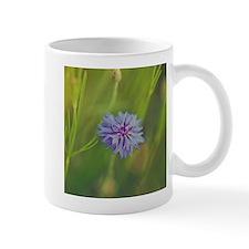Purple wildflower. Mug