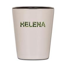 Helena, Vintage Camo, Shot Glass