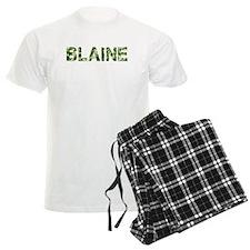Blaine, Vintage Camo, Pajamas