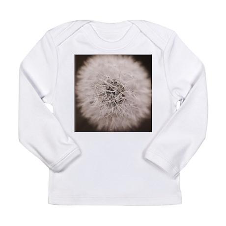 Make a wish. Long Sleeve Infant T-Shirt