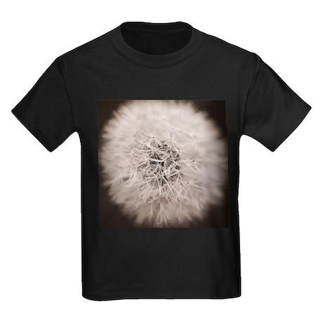 Make a wish. Kids Dark T-Shirt