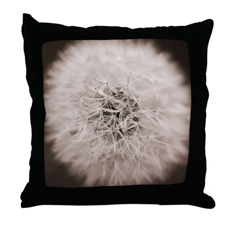 Make a wish. Throw Pillow