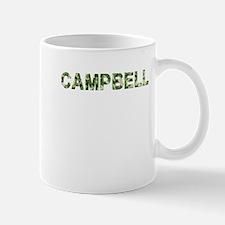 Campbell, Vintage Camo, Mug