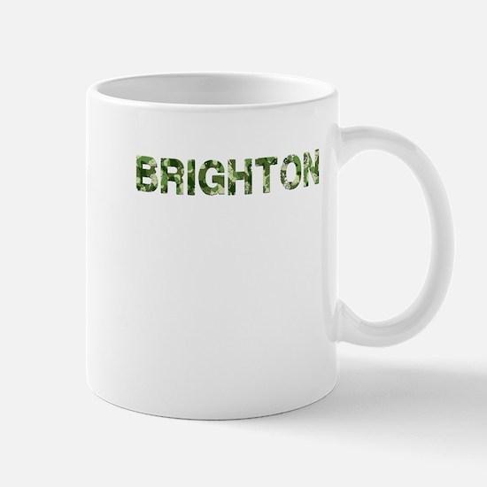 Brighton, Vintage Camo, Mug