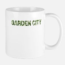 Garden City, Vintage Camo, Mug