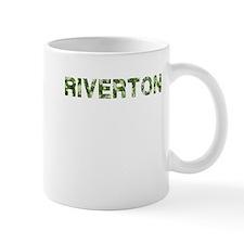 Riverton, Vintage Camo, Small Mug