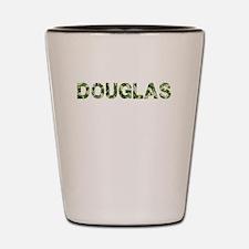 Douglas, Vintage Camo, Shot Glass