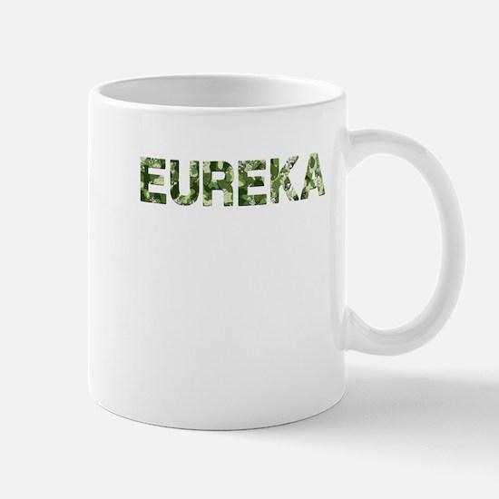 Eureka, Vintage Camo, Mug