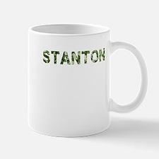 Stanton, Vintage Camo, Mug