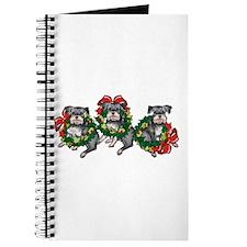 Schnazuers in Wreaths Journal