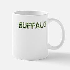 Buffalo, Vintage Camo, Mug