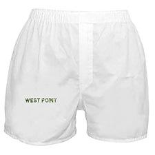 West Point, Vintage Camo, Boxer Shorts