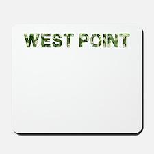 West Point, Vintage Camo, Mousepad