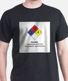 """Unstable"" Light Color T-Shirt"