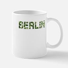Berlin, Vintage Camo, Mug