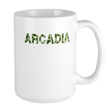 Arcadia, Vintage Camo, Mug