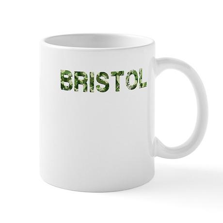 Bristol, Vintage Camo, Mug