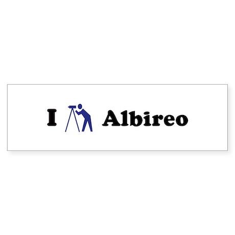 I Stargaze Albireo Bumper Sticker