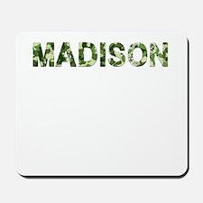 Madison, Vintage Camo, Mousepad