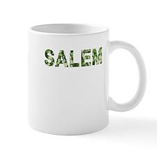 Salem, Vintage Camo, Mug