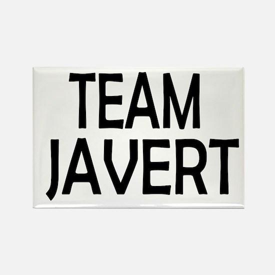 Team Javert Rectangle Magnet