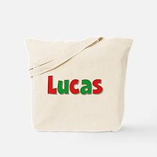 Lucas Christmas Tote Bag
