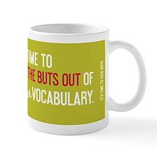 Cute My vocabulary Mug