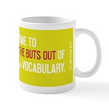 Unique My vocabulary Mug