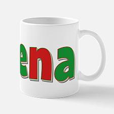 Lorena Christmas Mug