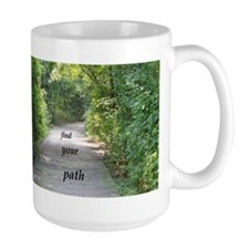 find your path Mug