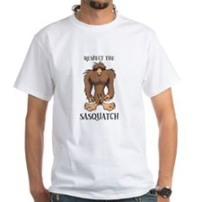 RESPECT THE SASQUATCH Shirt
