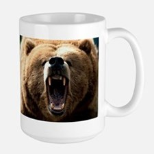 Grizzzly Large Mug