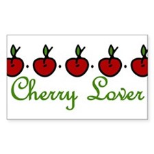 Cherry Lover Decal