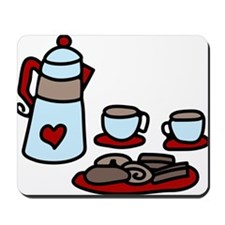 Coffee Talk Mousepad
