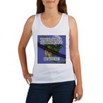Eclipse 2017 - Be There! Women's Tank Top