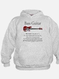 Bass Guitar LFG Hoodie
