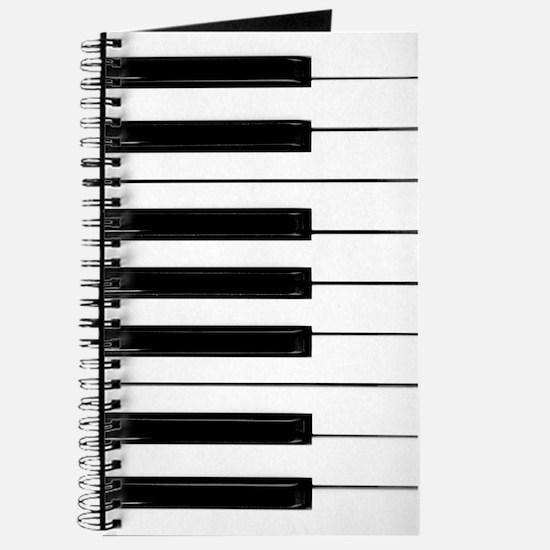 Piano Keys Journal