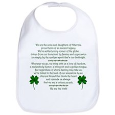 We Are the Irish Bib