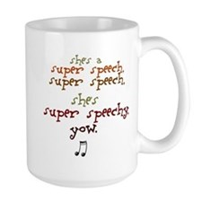 superspeechy Mugs