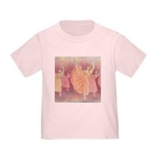 Waltz of the Flowers T (Pink)