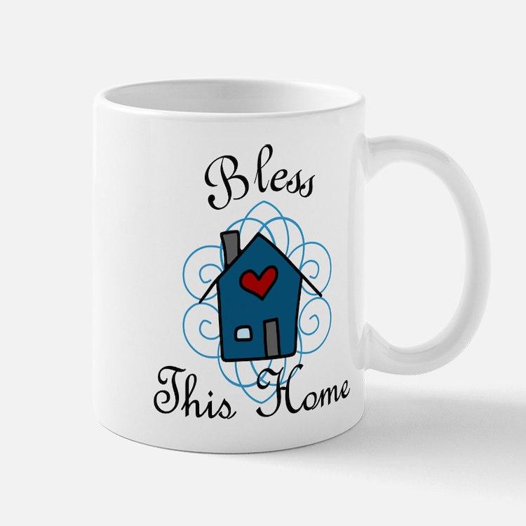 Bless This Home Mug