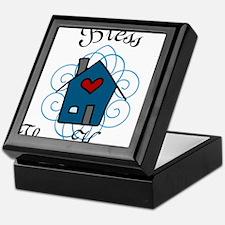 Bless This Home Keepsake Box