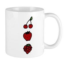 Red Fruits Mug
