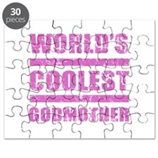 World's Coolest Godmother Puzzle