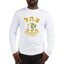 IDF-2BLK2 Long Sleeve T-Shirt