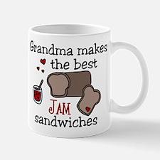 Jam Sandwiches Mug