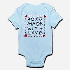 Made With Love Infant Bodysuit