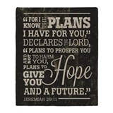Bible verse Blankets