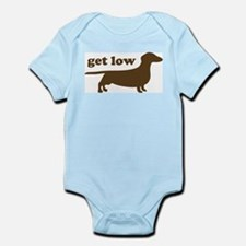 Get Low Infant Creeper Body Suit